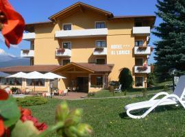 Hotel & Appartamenti Al Larice, Ronzone
