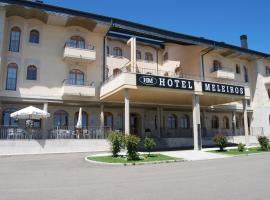 Hotel Meleiros, Castro de Sanabria