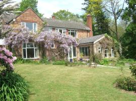 Howden House Bed and Breakfast, Tiverton