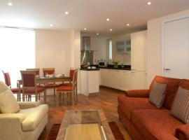 Marlin Apartments Canary Wharf
