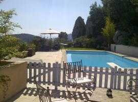 Villa Manon, Auriol