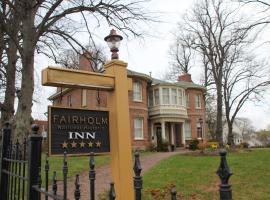Fairholm National Historic Inn