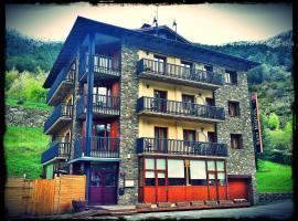 Hotel Sant Miquel, Ansalonga