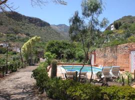 Casa Vacacional Rural Villa Barranco de los Cernícalos, Valsequillo