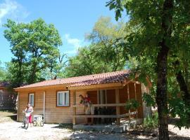 Grand Bleu Vacances - Residence Les Ségalières, Gramat