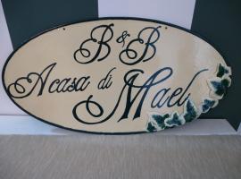 B&B A Casa di Mael, San Costanzo