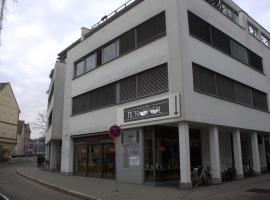 Hotel Metropol Garni, Tübingen