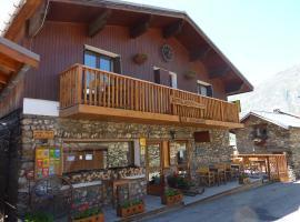 Hotel Alpin, Besse