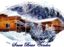 Snow Bear Condominiums, Taos Ski Valley