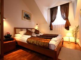 Apartments Belvedere, Bol