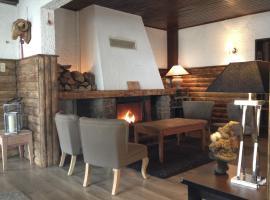 Le Cottage, Morzine