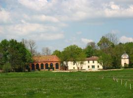 Château du Bourg, Perreux