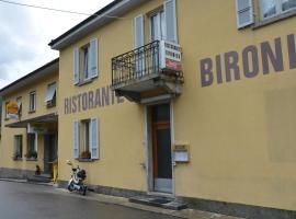Ristorante Bironico, Bironico