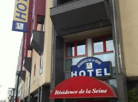 Arcantis Hotel, Épinay-sur-Seine
