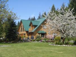 Cowichan River Wilderness Lodge, Lake Cowichan