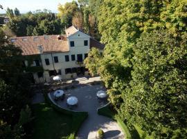 Villa Alberti, Dolo