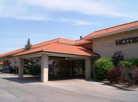 Howard Johnson Plaza Hotel Windsor, Windsor