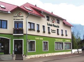 Lázár Pension & Restaurant, Gheorgheni
