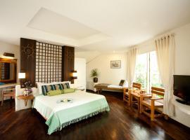 Tanaosri Resort & Spa, Pran Buri