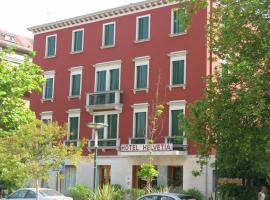 Hotel Helvetia, Venezia Lido