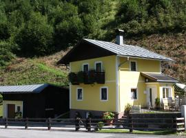 Ferienhaus Christine, Taxenbach