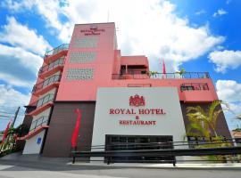 Royal Hotel, Yomitan