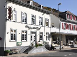 Nassauer Hof, Sankt Goarshausen