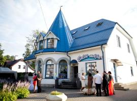 Baltā māja, Riga