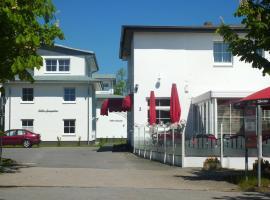Strandhotel Villa Louisa, Juliusruh