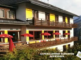 Alpengasthof Schuster, Seewiesen