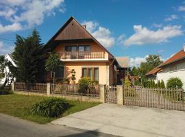 Valentin Vendégház, Balatonlelle