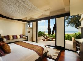 Dusit Thani Pool Villa, Praia de Bang Tao