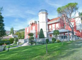 Villa Bottacin, Trieste