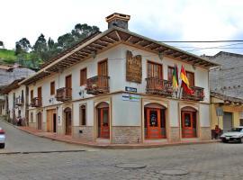 Hostal Colonial Chordeleg, Chordeleg