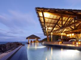 Tadrai Island Resort, Mana