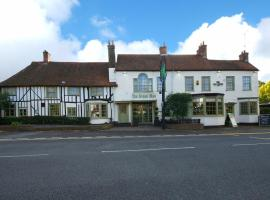 The Green Man Hotel by Good Night Inns, Harlow