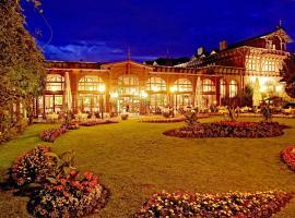 Historisches Herrenkrug Parkhotel, Magdeburg