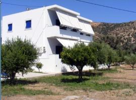 Liofyto Apartments, Agia Galini