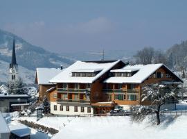 Genusshotel Alpenblick, Lingenau