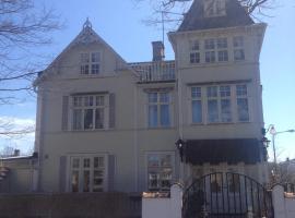 Villa Verdi, Borgholm