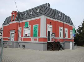 Pension Possehl, Greifswald