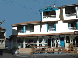 Hotel Alcyon, Valras-Plage