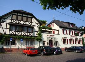 Gästehaus Hebinger am Schlosspark, Deidesheim