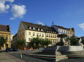Hotel Česká Koruna, Děčín