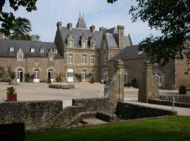 Le Manoir de La Vicomté, Ντινάρ