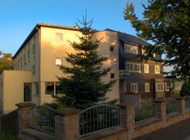 Hotel Haus Oberland, Masserberg