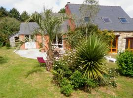 La Maison de Balou, Pleumeur-Bodou
