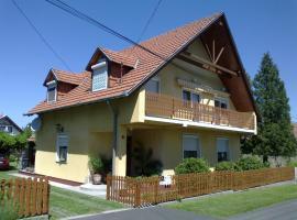 Mogyi Apartman, Balatonkeresztúr
