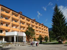 Girska Tysa Health Resort, Kvasy
