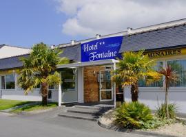 Hotel Fontaine, Morlaix